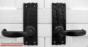 garage door handlesCarriage House Garage Door Decorative Hardware