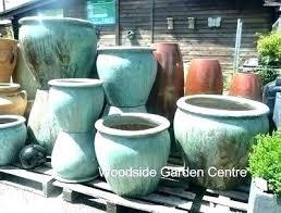 ceramic garden pots large blue garden pots ceramic garden pots blue ceramic garden pots large glazed