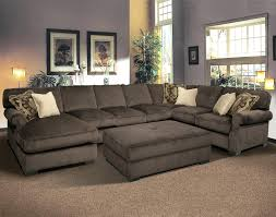 Living Room With Sectional Sofa Chaise Living Room Sectionals Sectional Couches With Recliners