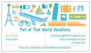 Sara Rhodes - Travel Agent - Home | Facebook