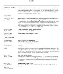 Hr Generalist Resume Hr Coordinatorsume Template Objective Statements Administrative 59