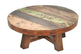 reclaimed wood round coffee table appealing reclaimed wood round coffee table round coffee tables target reclaimed