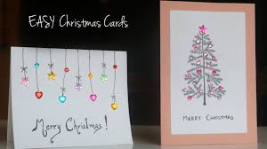 Diy Light Up Greeting Card Easy Christmas Card Ideas Handmade Greetings Card