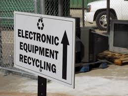 Image result for electronics disposal