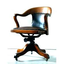 vintage office chair. Unique Vintage Wooden Office Chair Vintage  Antique Desk And S Wood On Wheels Intended