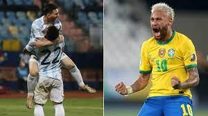 Copa America: Brazil, Argentina, Messi ...