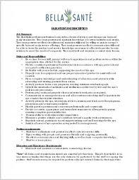 Resume Hair Stylist Terrific Hair Stylist Job Description Resume Pics Of Job Resume