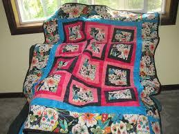 47 best Dia de los Muertos Quilt Ideas images on Pinterest ... & Day of the Dead quilt. by Littlebook Notes, via Flickr Adamdwight.com