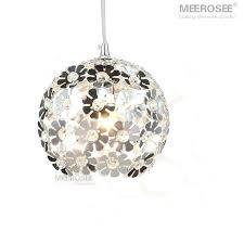 inexpensive pendant lighting. Discount Pendant Lights Beautiful Silver Flower Crystal Fixtures Aluminum Hanging Lamp Light Inexpensive Lighting N