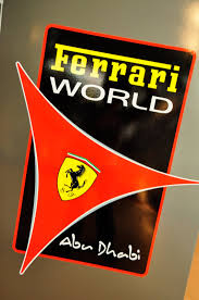 ferrari logo high resolution. you can download ferrari world logo hd hereferrari in high resolution