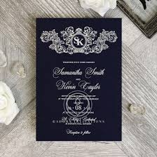 Baroque Wedding Invitations Adorn Invitations Breathtaking Baroque Nuptial Card