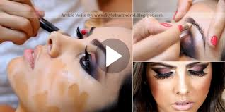 simple makeup tutorial daily routine soft and light makeup full tutorial
