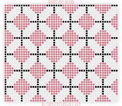 Gridded Dots Tapestry Crochet Pattern Free Tapestry