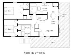 modern house plans small one floor plan ranch 4 bedroom 3 2 story