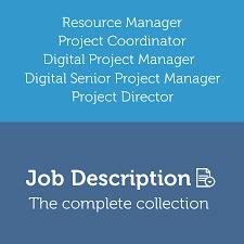 director job description job descriptions all project management office positions the