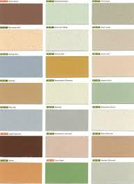 Imasco Color Chart