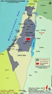 partitioned palestine   maps