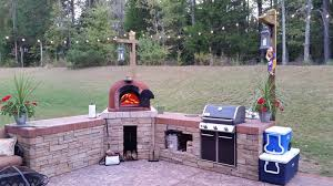 Pizza Oven Outdoor Kitchen Outdoor Pizza Oven From Portugal