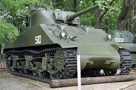 Шерман (танк) — Википедия