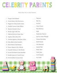 265 Best Baby Shower Images On Pinterest  Shower Ideas Baby Famous Mothers Baby Shower Game