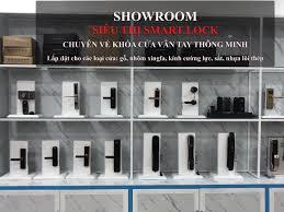 TOP#10】Khóa cửa vân tay tại Hà Nội đẹp và chất lượng tốt