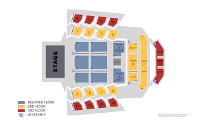 The Anthem Seating Chart