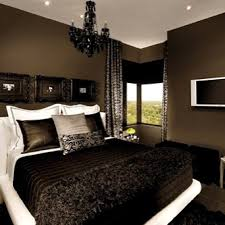 Brown, black, and white color scheme. Perfect blend of light and dark!