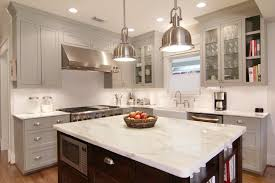 beacon pendant lighting. Traditional Kitchen With Inset Cabinets, Hardwood Floors, Seagull Lighting Beacon Street Brushed Nickel Pendant