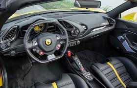 2018 ferrari interior. modren interior 2018 ferrari 488 gtb review coupe engine redesign throughout ferrari interior r