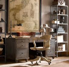 home office desk vintage. Home Office Vintage Furniture Best Decor Things With Desk