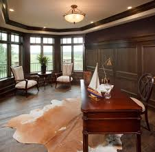 office rug. Fabulous Cowhide Rugs Decorating Ideas For Home Office Traditional Design With Animal Rug Bay N
