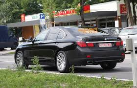 All BMW Models 2013 bmw 7 series : 2013 BMW 7 Series facelift spy shots - Photos (1 of 5)