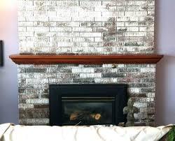 gray brick fireplace painted brick fireplace painted brick fireplace designs paint red brick fireplace grey