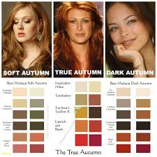 Fashion Best Hair Color For Skin Tone Enchanting Hair