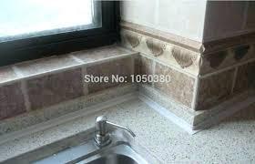bathtub caulk strips tub sealer tub surround sealer trim seals grout caulk strip tape kitchen bathroom