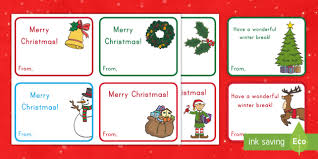 Holiday Gift Card Template Holiday Gift Card Template Esl Christmas Resources
