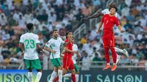 خرابيش كورة - الوطن سبورت   نتيجة مباراة السعودية والصين في تصفيات كأس -  خرابيش نيوز