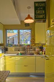 Yellow Kitchen 17 Best Images About Yellow Kitchens On Pinterest Vintage