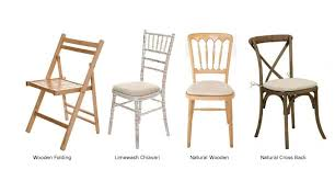 wedding furniture which chair do you choose