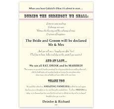 wedding scrolls front wedding scrolls