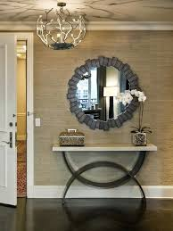 entryway wall mirrors how to frame a mirror contemporary entryway wall mirrors