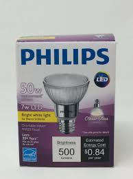 F40 Light Bulb Philips Light Bulb 7par20 Led F40 827 822 E26 Gl Dim 120v