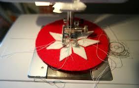 Scandinavian Sewing Machine