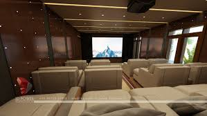 architectural interior renderings. Home Theater Interior HomeTheater 3D Architectural Renderings