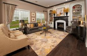 Interior Designers & Decorators. 1940's Inspired Living Area  traditional-living-room