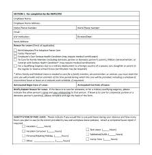 Sample Medical Certificate Format For Sick Leave Application Form ...