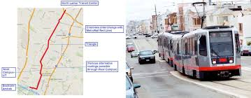 Austin 2000 Light Rail Plan For Galvanizing Austins Public Transport Development