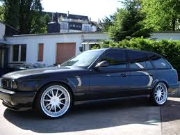1994 BMW M5 Touring E34 related infomation,specifications - WeiLi ...