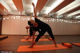 feel the burn like bikram yoga hot pilates is practiced in a room heated