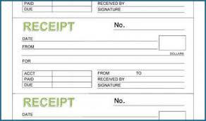 Free Receipt Template Printable 428